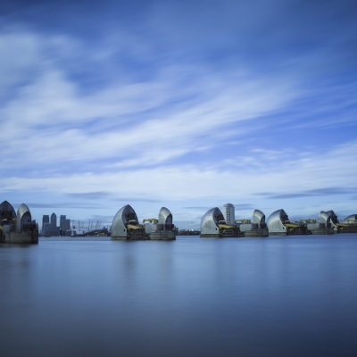 Thames Barrier Blues