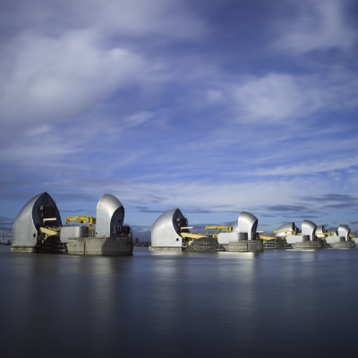 Thames Barrier London II