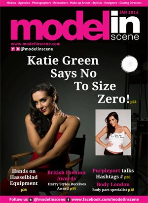 Modelinscene January 2014