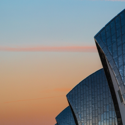 Thames Barrier Abstract II