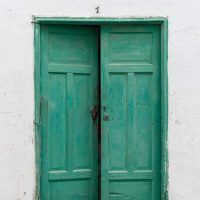 Teguise – In Green No. 1